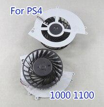 10 قطعة الأصلي تستخدم مروحة التبريد الداخلية ل بلاي ستيشن 4 وحدة التحكم PS4 CUH 1001A 1000 1100 500 جيجابايت استبدال جزء KSB0912HE