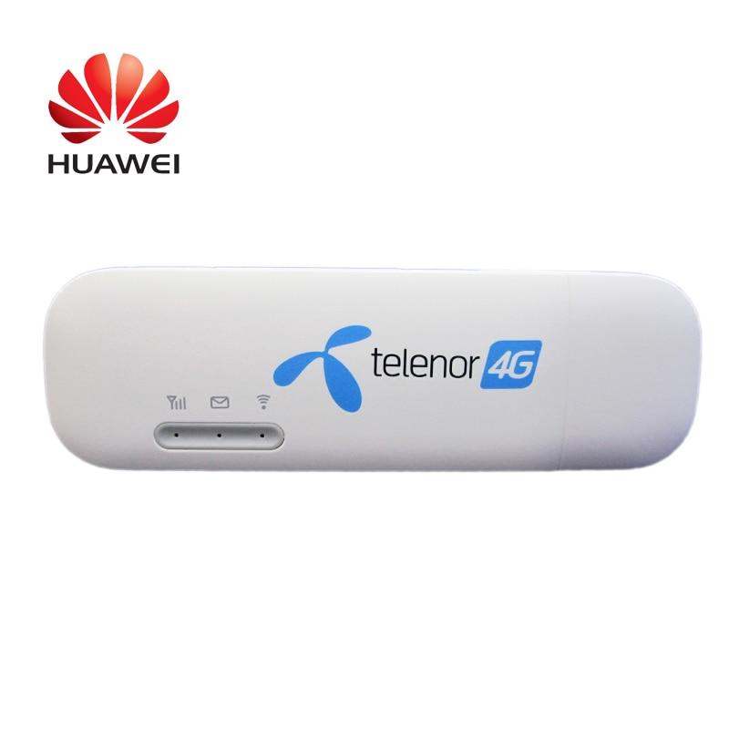 HUAWEI   E8372 CAT4 USB WIFI Dongle   USB WIFI MODEM  E8372h-608 Unlocked  4G Wingel Free Shipping