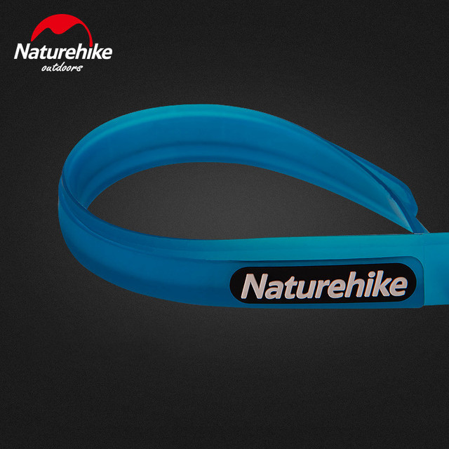 Naturehike unisex silicone elastic sweat wicking belt breathable sports fitness hiking bike antiperspirant belt NH17Z010-D 3