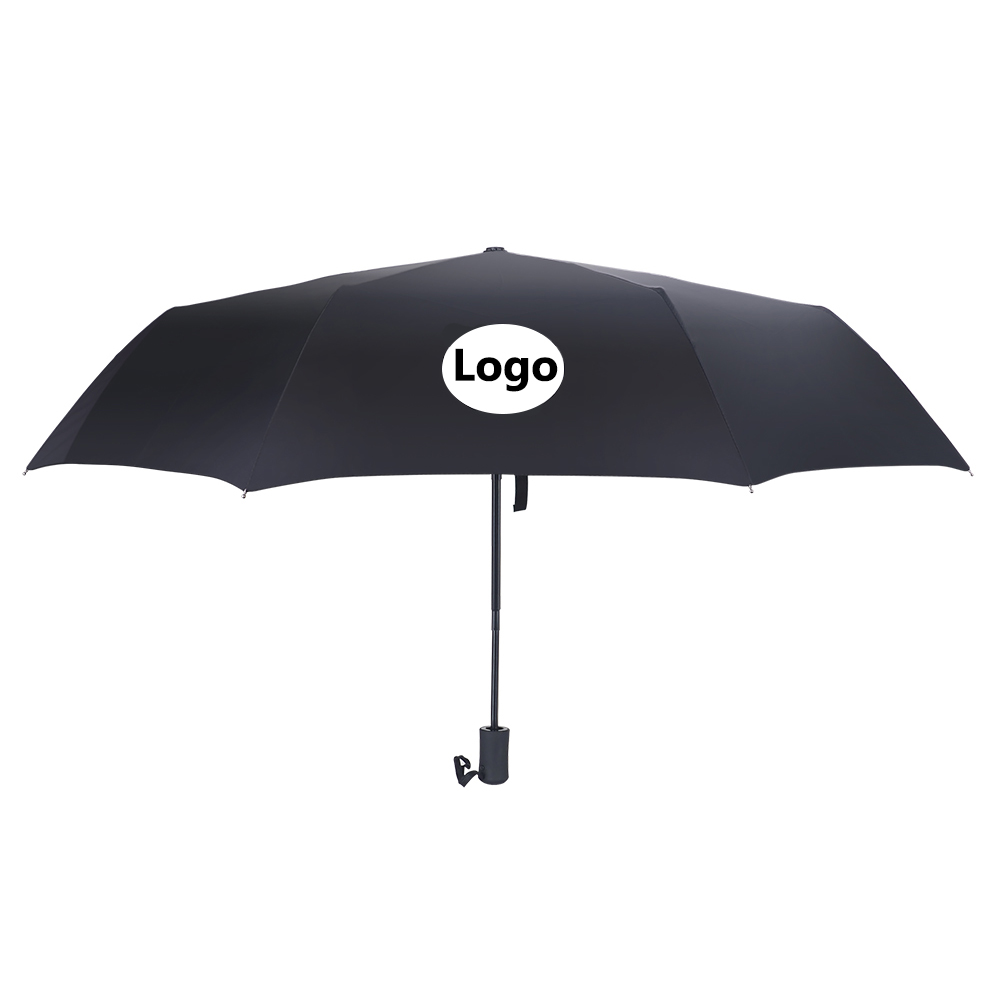 For Mercedes Benz AMG Logo Car Automatic Umbrella Men Women 3 Fold Sun Protection Rain Umbrellas For A C E S Class CLA GLA GLE