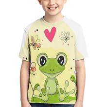2020 new frog social t shirt tattoo boys/girls plus size t shirt frog lure women/men t shirt