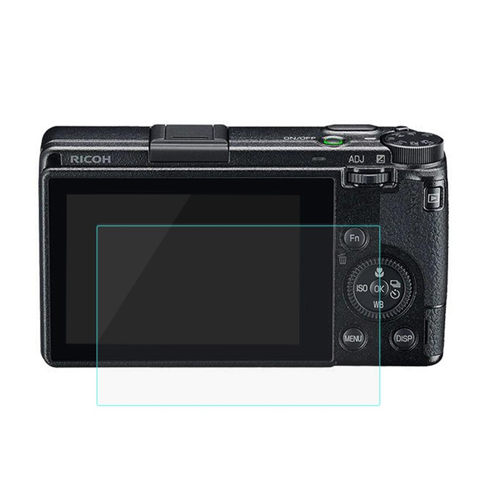 PULUZ 2.5D 9H Tempered Glass Film for Ricoh GR II