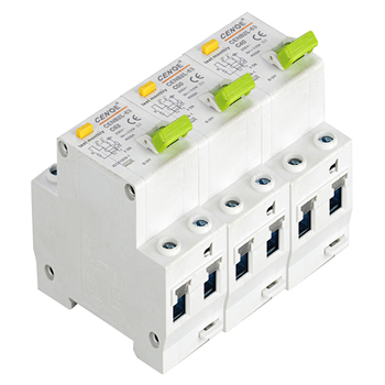 most ideal leakage protection circuit breaker 16A superior elcb earth leakage circuit breaker DPNL1P+N 230V 16A 25A 32A 63A 50Hz