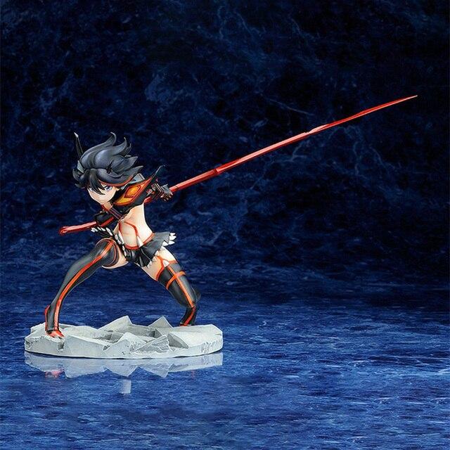 Japon Anime tuer la mort Ryuko Matoi Kamui Senketsu PVC figurine jouets Figure danime à collectionner Statue poupée cadeau