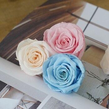 Domestic Mei Mr Zhang 4-5cm a | 8 Flower Loaded Class a Love Eternal DIY Material Car Glass Gift Box