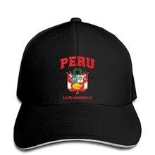 Бейсболка Peru Wei Futbol Fu baller Soccers La Blanguirroja Lima Neueste M nner бейсболка