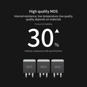 Image 5 - 16S BMS 60 فولت بطارية ليثيوم 3.7 فولت لوح حماية الطاقة درجة الحرارة حماية معادلة وظيفة حماية التيار الزائد PCB