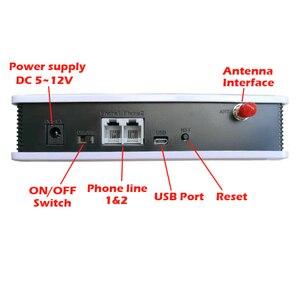 Image 4 - קבוע מסוף אלחוטי GSM 850/900/1800/1900MHz אלחוטי גישה פלטפורמת pstn חייגן צלילי עבור טלפון נייחים מעורר led תצוגה