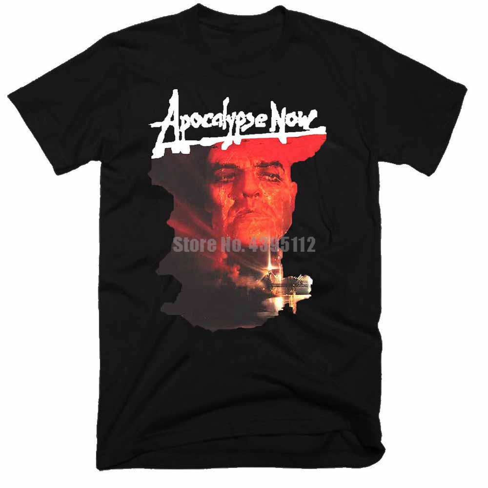 Apocalypse Now Movie Man'S Clothes T-Shirts Gay Shirts Geek T Shirts Graphic Tshirt Mardi Gras Clothes Nxhzij image