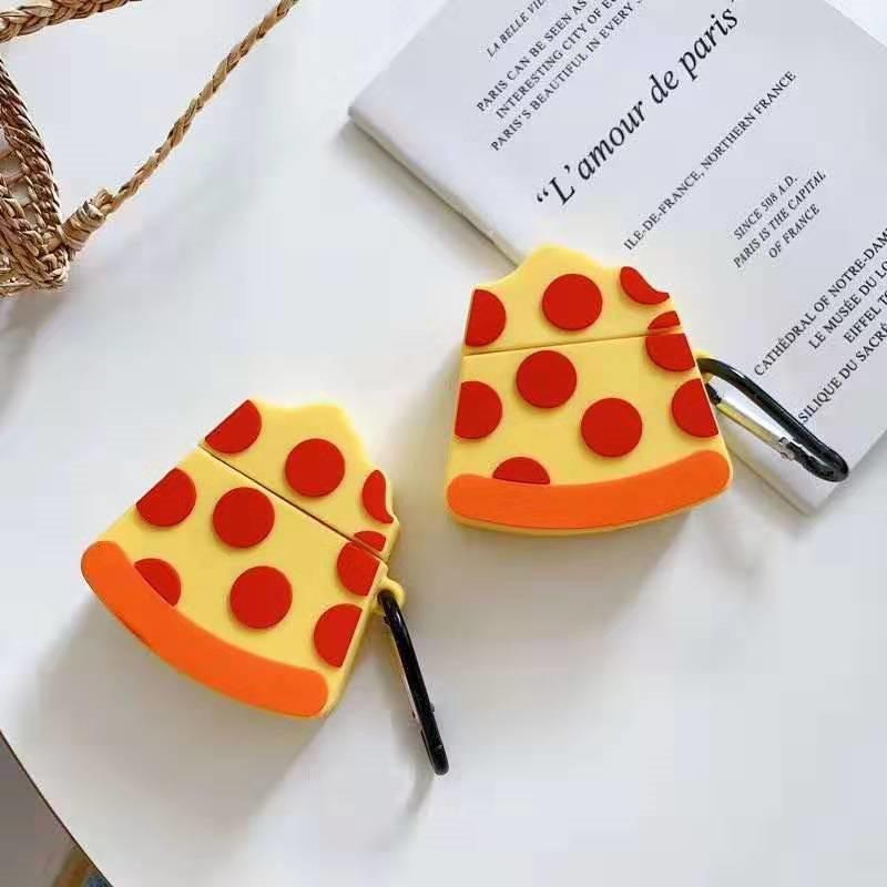 Pizza AirPod Case 4
