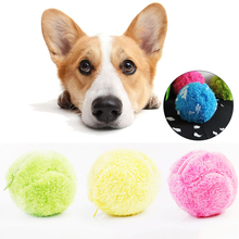 Electric Cleanin Dust Cleaner Automatic Rolling Ball Vacuum Floor Sweeping Robot Household Microfiber Ball Cleaning Tool Pet Toy