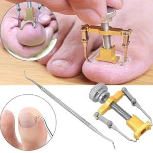 Image 1 - Ingrown Toe Nail Fixer Pedicure Recover Embed Toenail Correction Lifter Tool Set