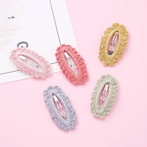 Hair-Clips Barrettes Styling-Accessories Baby-Girls Kids Children for Women Snap BB 5-Colors