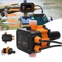 Elektrische Automatische Wasser Pumpe Schalter Control Druck Controller 110V-240V 10Bar Einstellbare Druck Controller Schalter Pumpen