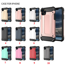 Luxury Tough Shockproof Rugged Armor Phone Case For iPhone X XS Max XR 7 8 6 6S Plus Case For iPhone 8+ 7+ 6S+ 5 5S Case cheap YE-trend Fitted Case Apple iPhones iPhone 6 iPhone 6 Plus IPHONE 6S iPhone 6s plus iPhone 7 iPhone 7 Plus IPHONE 8 PLUS