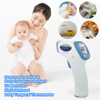 Touch-Free Forehead Thermal Scanner Thermometer Digital Body & Obeject Thermometer Measurement тест на коронавирус#GH