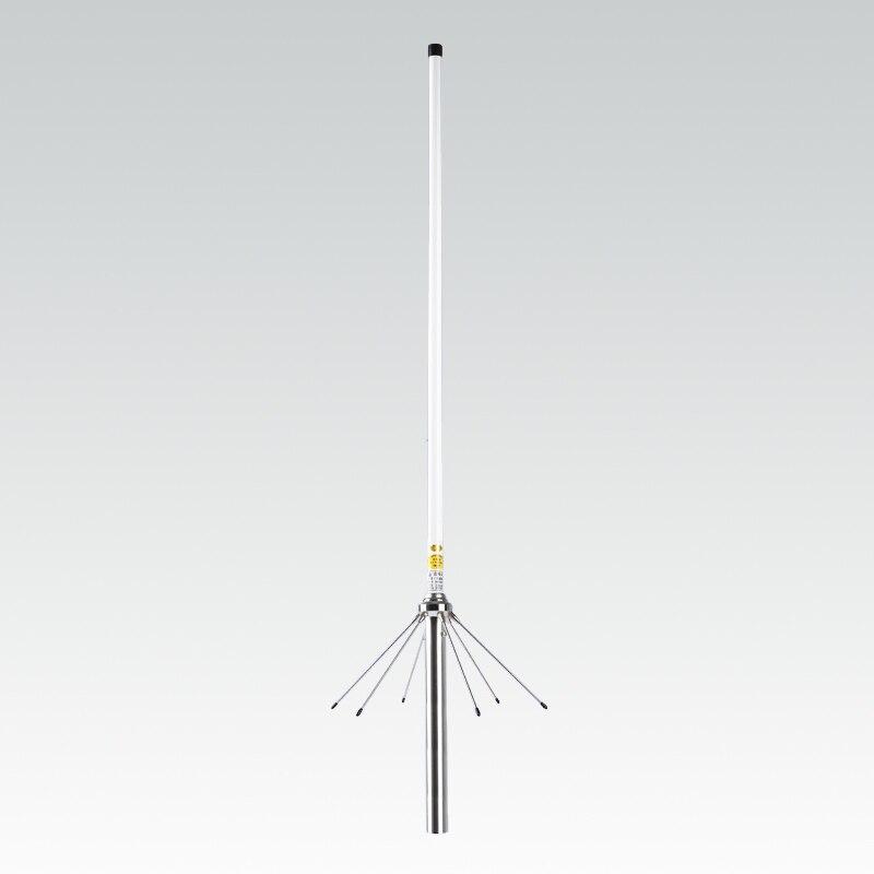 144/435Mhz double bande vhf uhf omni fibre de verre antenne SO239 SL16-K extérieur répéteur talkie-walkie antenne UV
