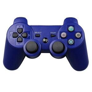 Image 5 - غمبد سماعة لاسلكية تعمل بالبلوتوث المقود ل PS3 تحكم وحدة التحكم اللاسلكية لسوني بلاي ستيشن 3 لوحة ألعاب التبديل ألعاب اكسسوارات