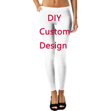 YX Girl Plus Size New fashion 3d Printed DIY custom design Leggings Women Casual Womens Legging Sex Pant