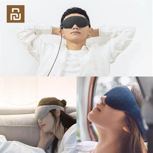 Image 1 - YouPin Ardor 3D Stereoscopic Hot Compress Eye Mask Surround Heating Relieve Fatigue USB Type C Powered for Work Study Rest