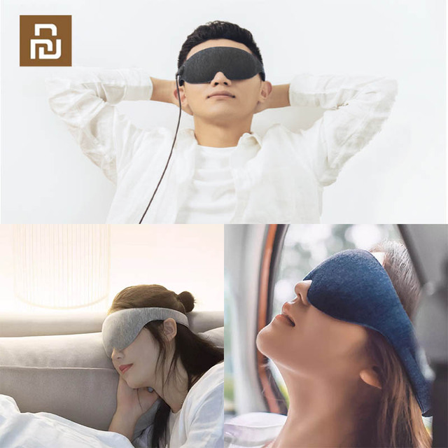 YouPin Ardor 3D Stereoscopic Hot Compress Eye Mask Surround Heating Relieve Fatigue USB Type C Powered for Work Study Rest