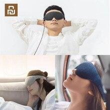 YouPin Eifer 3D Stereoskopischen Heiße Kompresse Auge Maske Surround Heizung Entlasten Müdigkeit USB Typ C Powered für Arbeit Studie rest