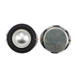 Image 2 - GHXAMP 1.5 אינץ מלא טווח רמקול קריסטל אגן מסגרת מתכת אגן neodymium מגנט אלומיניום חוט סליל קול 4ohm 2PCS