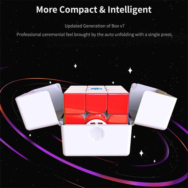 GAN 11 M Pro Magnetic 3x3x3 Magic Cube Speed GANS Cube Magnets Puzzle Cubes GAN11M Toys For Children 6