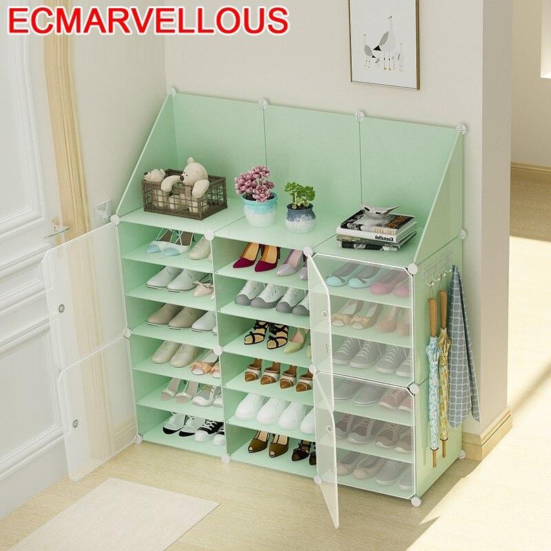 Organizador De Zapato Schoenenrek Moveis Para Casa font b Closet b font Mueble Cabinet Meuble Chaussure