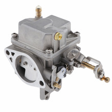 Карбюратор для лодочного подвесного мотора Carb Assy 69P-14301-00/10 69S-14301-00 для 25/30HP 2-тактного подвесного двигателя Yamaha/Parsun/Hidea