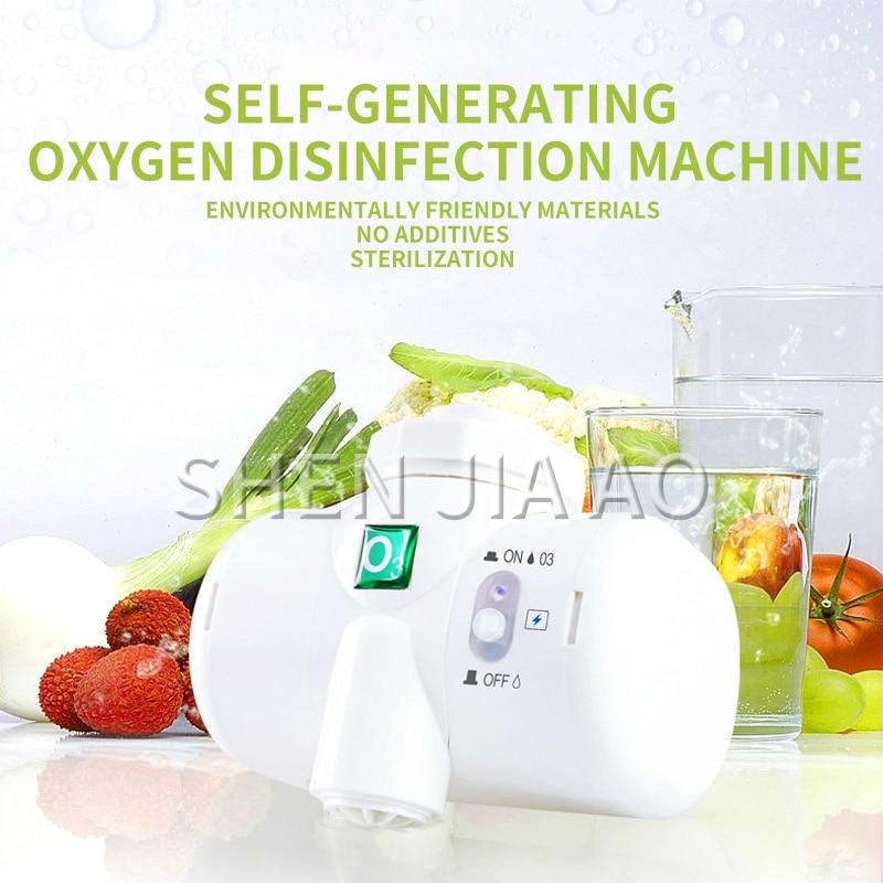 90mg/h Ozone Generator Machine Ozone Sterilization Water Generator Fruit & Vegetable Disinfection Machine Faucet Ozonizer