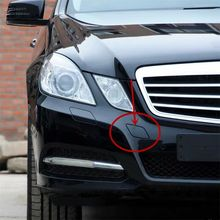 Auto Front Bumper Towing Tow Hook Eye Cover Cap for Mercedes-Benz W204 2011-2014 W212 W221 GLA X156 AMG GLK X204 for mercedes benz gla x156 front grille silver abs gla45 amg gla180 gla200 gla250 without central logo front racing grille 14 16