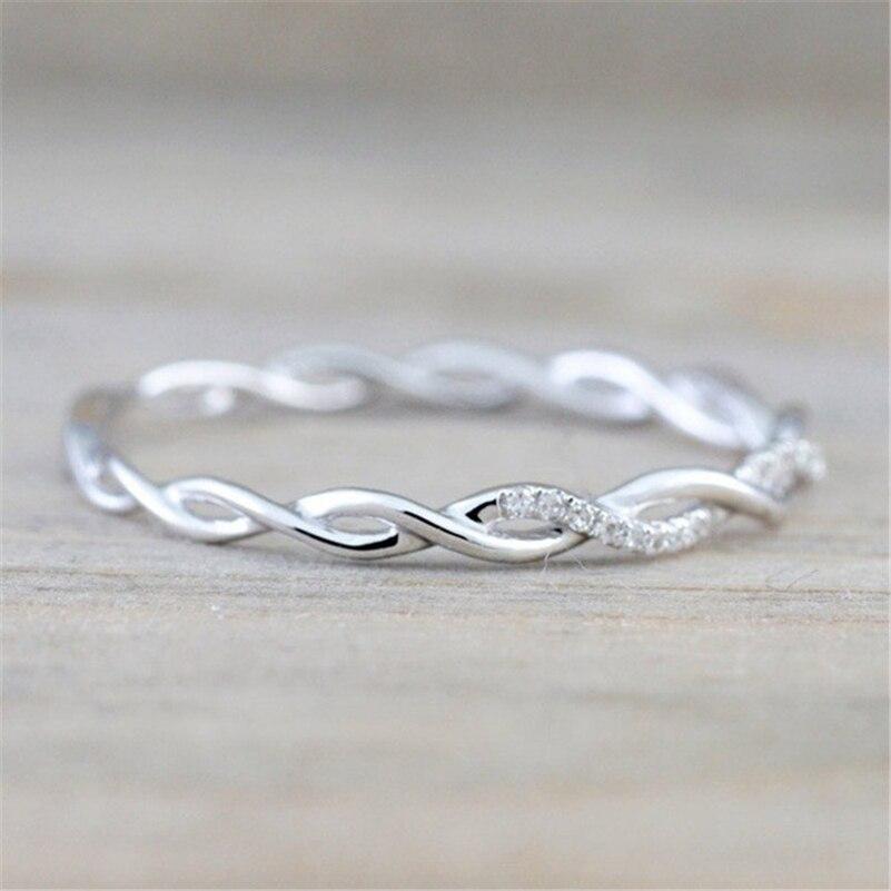 S925 Sterling Silber Diamant Ring für Frauen Natürliche Diamante Bizuteria Runde Bague Etoile 925 Sterling Silber Anillos De Ringe