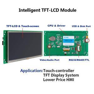 Image 4 - 4.3 นิ้ว HMI จอแสดงผลสี TFT LCD โมดูล CONTROLLER BOARD + โปรแกรมสำหรับแผง