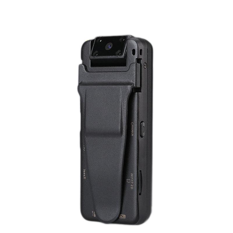 Vandlion kamera do noszenia przy ciele WiFi HD DVR wideorejestrator kamera bezpieczeństwa 180 stopni Night Vision detekcja ruchu Mini kamery A8
