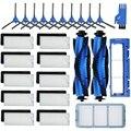25 шт./упаковка, сменные детали, аксессуары, совместимые с Eufy RoboVac 11S 15C 30 30C 12 35, первичные/фильтры, боковые щетки