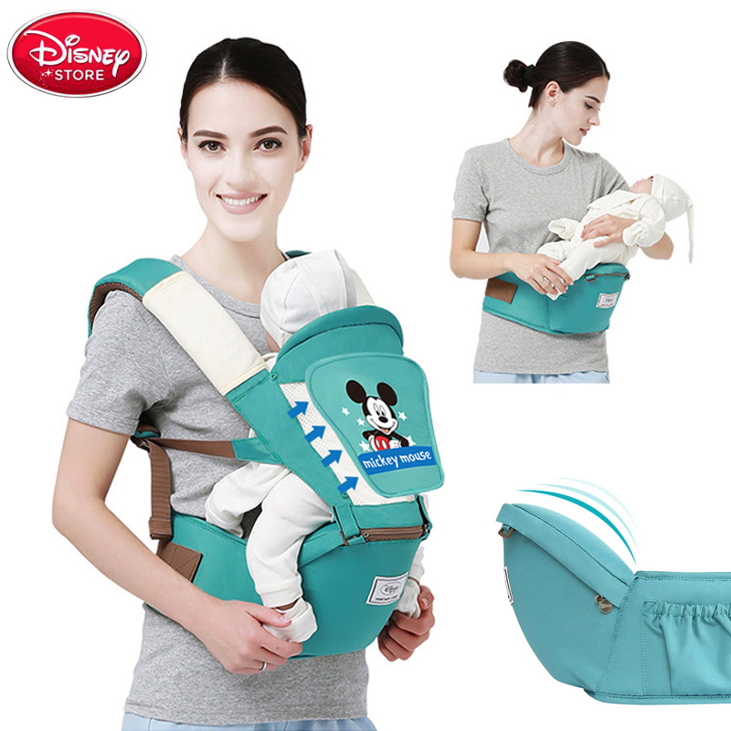 Disney Baby Carrier Ergonomic Baby Carriers Infant Baby Ergonomic Kangaroo Baby Sling For Newborns Ergoryukzak For 0 48 Months-in Backpacks & Carriers from Mother & Kids on AliExpress