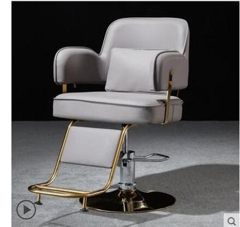 Krzesła fryzjerskie można podnieść Krzesła fryzjerskie sklepy fryzjerskie salony fryzjerskie ścinanie włosów i krzesła kosmetyczne krzesła fryzjerskie tanie i dobre opinie CN (pochodzenie) Salon mebli Fryzjer krzesło Meble sklepowe