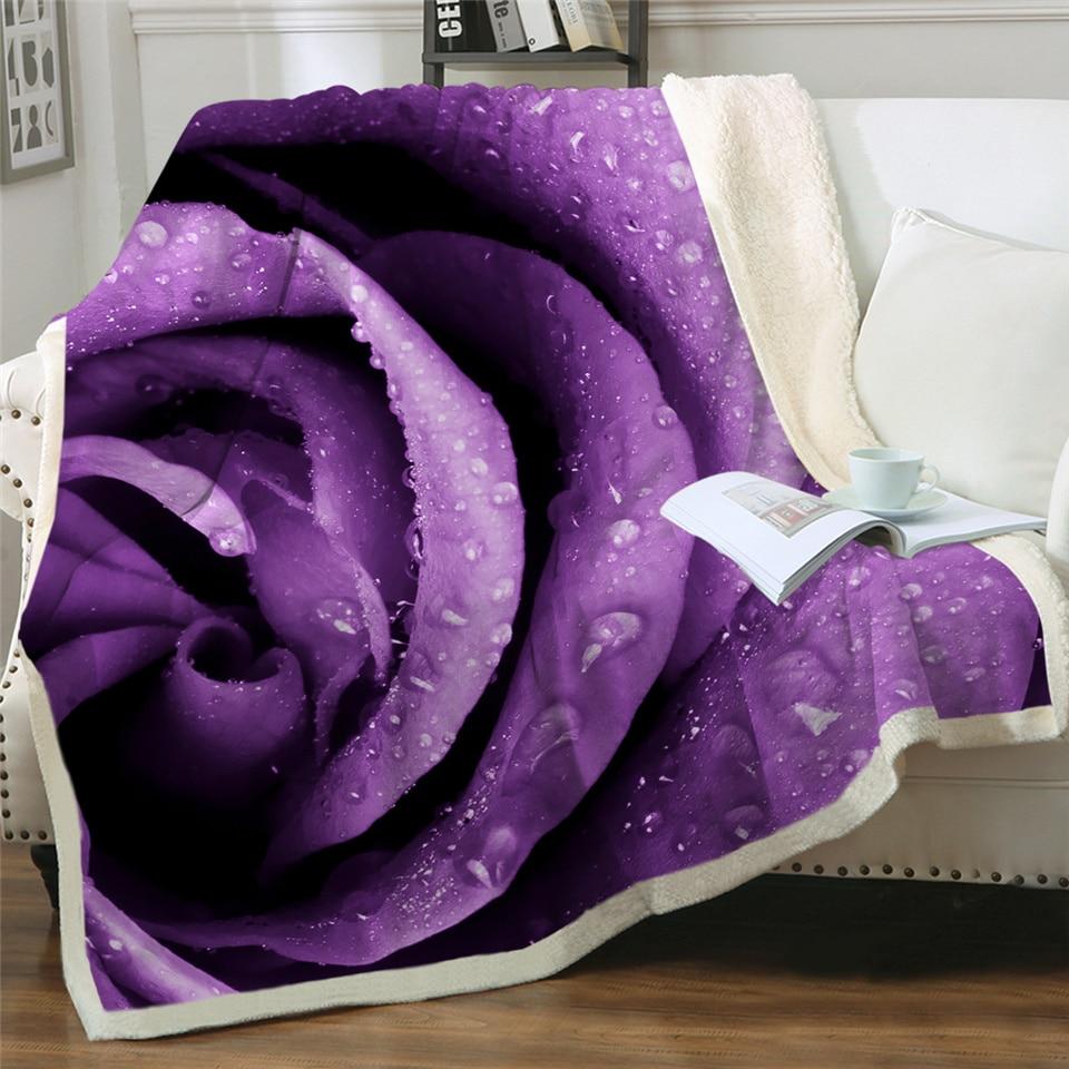 SW0625紫玫瑰