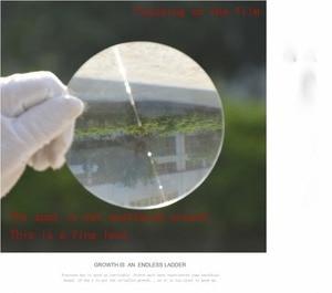 Image 5 - Fresnel Linse PMMA Optischen Kunststoff Große Solar Brennweite 50 130mm Solar Konzentrator Großen Lupe
