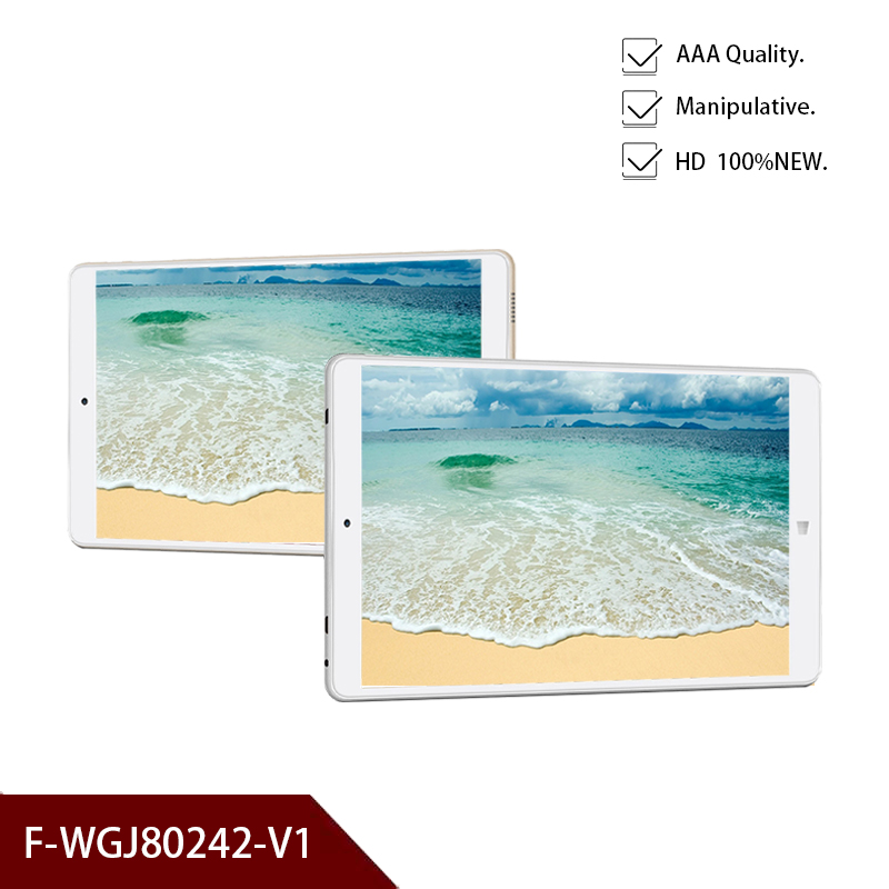 New 8 inch Teclast X80 POWER for tablet pc capacitive touch screen F WGJ80242 V1 glass digitizer panel Free shipping|Tablet LCDs & Panels|   - title=