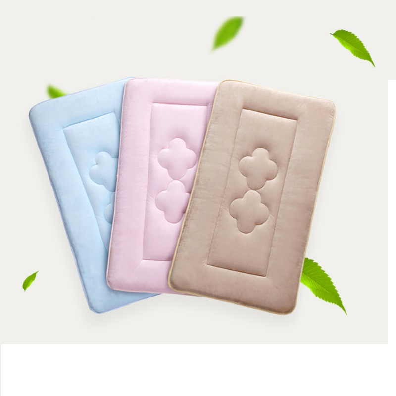 Baby Bed Mattress Safe Cot Top Changer Mat Padded Children Newborn Cotton Sheet Washable Compact Crib Sleeper Carpet  Creeper