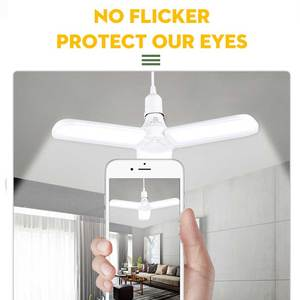 Image 4 - E27 led電球15ワット20ワット30ワット40ワット50ワット60ワットランパーダled電球ボンビリヤライト照明ufoランプ家庭用の家
