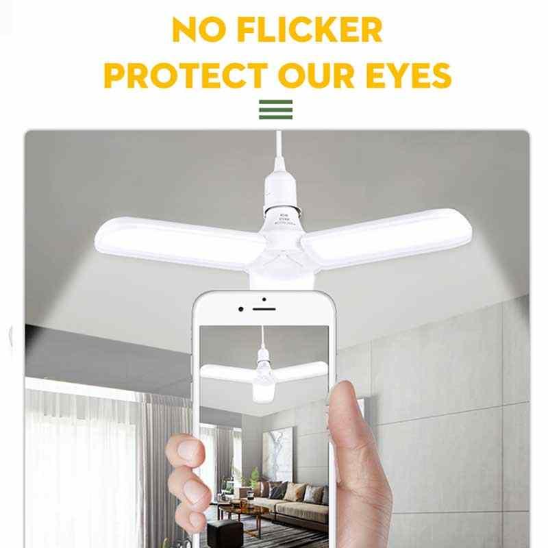 Économie d'énergie E27 Led Ampoule SMD5730 2835 15W 20W 30W 40W 50W 60W Lampada Ampoule Bombilla Super lumineux UFO lampe pour la maison