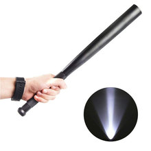 Baton Defense Baseball Bat Flashlight LED Super Bright Flashlight Extensible Defense Torch For Emergency And Self Defenseдубинки t6 xml baseball bat led flashlight waterproof super bright baton dimmable powerful flashlight for emergency self defense torch