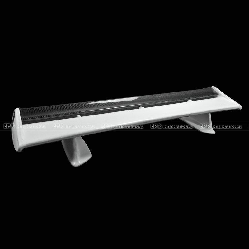 スカイラインR34GTR OEMリアスポイラー(カーボンスモールブレード付き)(2)_1