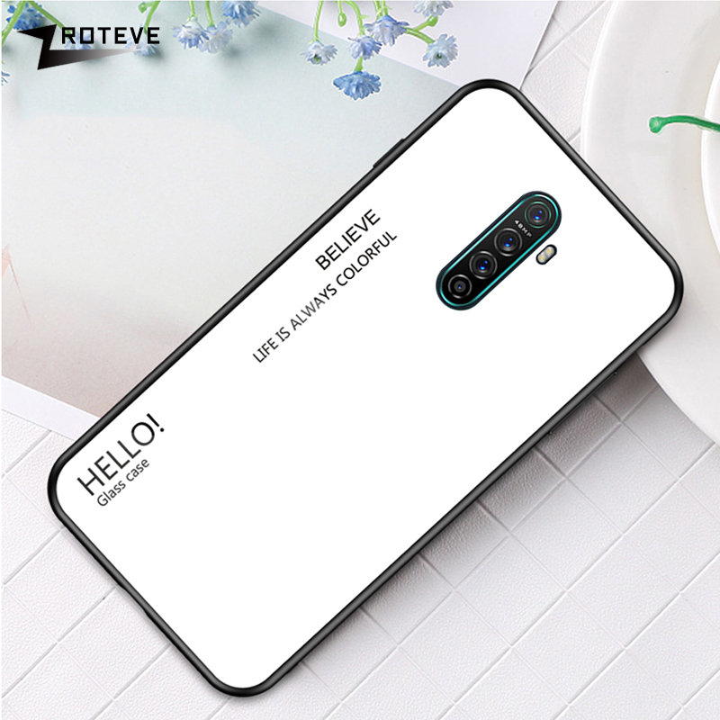 R11 R11S Plus R17 Pro <font><b>Case</b></font> Zroteve Discolor <font><b>Glass</b></font> Coque For A5 <font><b>A3S</b></font> A7 A7X A83 A9 F3 F5 F7 F9 F11 Pro Find X <font><b>Case</b></font> Tempered <font><b>Glass</b></font> image