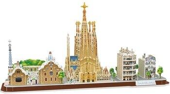 3D Пазлы Cityline для Барселона архитектурная модель наборы коллекция обучающие игрушки для детей пазл 3d