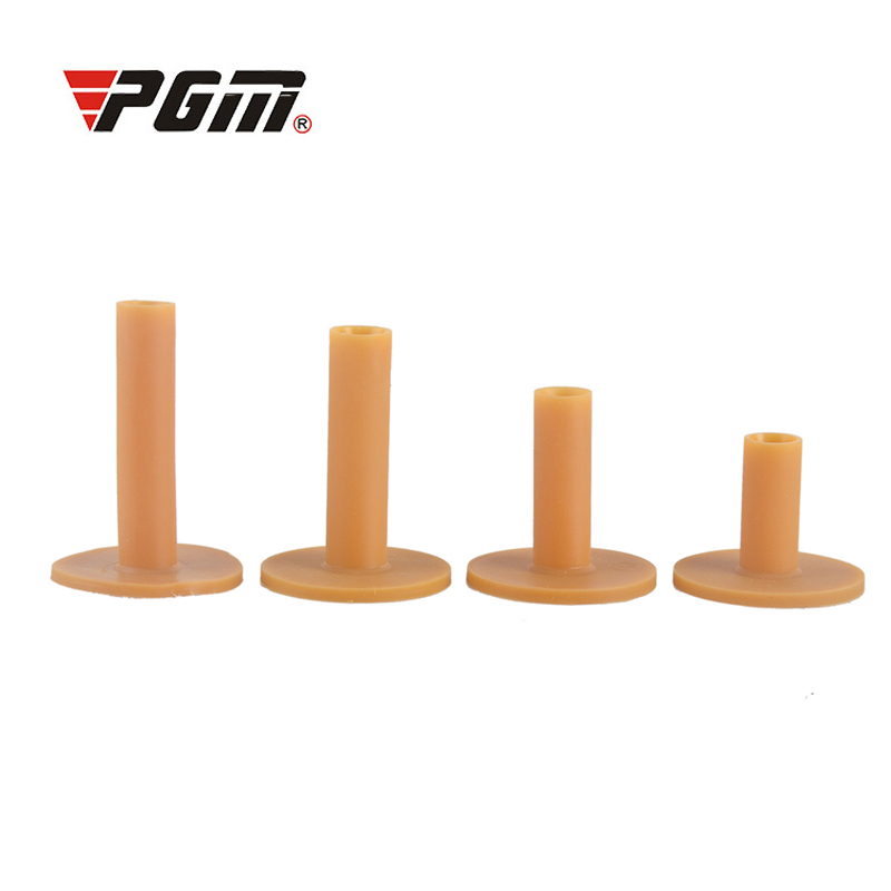 PGM 5pcs/set Top Rubber Golf Tees Holder Cushion  Outdoor Training Sporting Practice Tee Golf Ball Holder 43/54/70/80mm