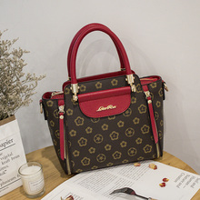 2019 Fashion New Womens Bag Printing Messenger Single Shoulder Crossbody Bags Ladies Toto Handbag